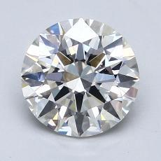 1.50 Carat 圓形 Diamond 理想 G VS2