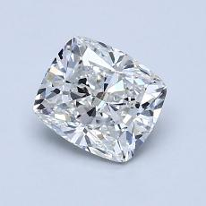 Recommended Stone #2: 1,05-Carat Cushion Cut Diamond