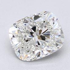 1.30-Carat Cushion Diamond Very Good H VS1