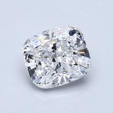 1.00 Carat 墊形 Diamond 非常好 D VS2