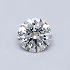 Recommended Stone #3: 0,90-Carat Round Cut Diamond