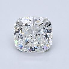 Recommended Stone #2: 1.14-Carat Cushion Cut Diamond