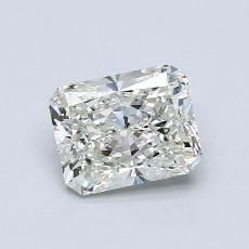 Recommended Stone #3: 1.70-Carat Radiant Cut Diamond