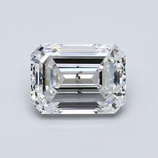 Recommended Stone #4: 1,01-Carat Emerald Cut