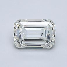 1.01 Carat 绿宝石 Diamond 非常好 J SI1