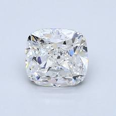 推荐宝石 2:1.09 克拉垫形钻石