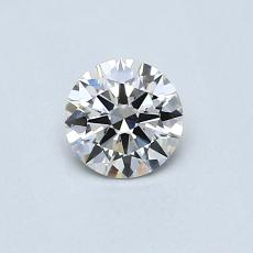 0.41 Carat Redondo Diamond Ideal G VS1