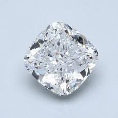 Recommended Stone #2: 1.31-Carat Cushion Cut Diamond
