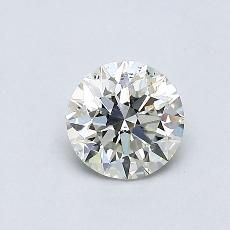 Recommended Stone #3: 0.53-Carat Round Cut