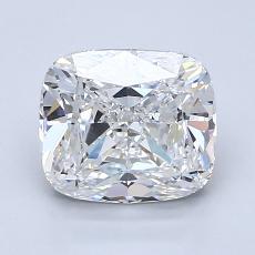2.04-Carat Cushion Diamond Very Good E VS2