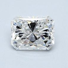 Recommended Stone #1: 0,91-Carat Radiant Cut Diamond