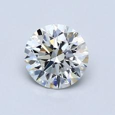 Recommended Stone #3: 0.84-Carat Round Cut