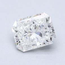 Target Stone: 1,51-Carat Radiant Cut Diamond