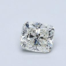 Recommended Stone #1: 1.73-Carat Cushion Cut Diamond