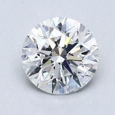 1,20 Carat Rond Diamond Idéale F VVS2