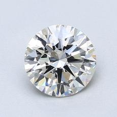 Recommended Stone #2: 1,11-Carat Round Cut