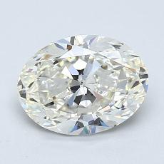 1.22-Carat Oval Diamond Very Good J VS2