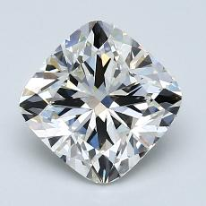 Recommended Stone #4: 2,09-Carat Cushion Cut Diamond