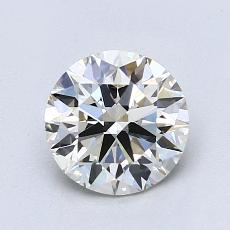 Recommended Stone #1: 1,20-Carat Round Cut Diamond