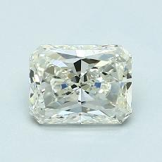Recommended Stone #1: 1,03-Carat Radiant Cut