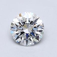 Recommended Stone #2: 1.01-Carat Round Cut Diamond