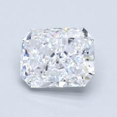 Recommended Stone #4: 1.20-Carat Radiant Cut Diamond