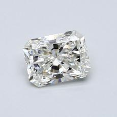 0.70 Carat 雷地恩明亮式 Diamond 非常好 H VVS2