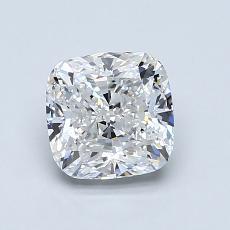 推荐宝石 2:1.18 克拉垫形钻石