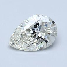 1.01 Carat 梨形 Diamond 非常好 J VS2