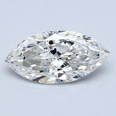 Recommended Stone #4: 0.90-Carat Marquise Cut Diamond