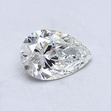 0.70-Carat Pear Diamond Very Good I VS2