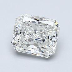推薦鑽石 #1: 1.04 克拉雷地恩明亮式切割