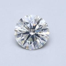 Recommended Stone #1: 0,74-Carat Round Cut Diamond