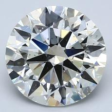 Recommended Stone #1: 3.30-Carat Round Cut Diamond