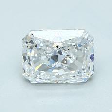 推薦鑽石 #2: 1.11 克拉雷地恩明亮式切割