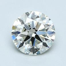 Recommended Stone #2: 1,19-Carat Round Cut Diamond