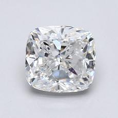 Recommended Stone #1: 1.19-Carat Cushion Cut