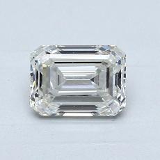 1.02 Carat 綠寶石 Diamond 非常好 I VS1