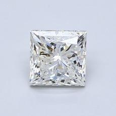1,00 Carat Princesse Diamond Bonne I VS2