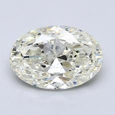 Recommended Stone #2: 1.51-Carat Oval Cut