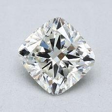 推薦鑽石 #1: 1.04 克拉墊形切割
