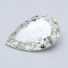 Recommended Stone #2: 1.05-Carat Pear Shaped