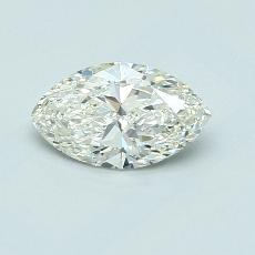 Recommended Stone #2: 0.79-Carat Marquise Cut