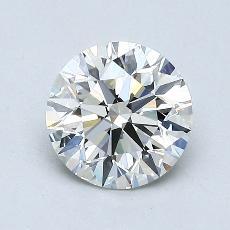 1.03 Carat 圓形 Diamond 理想 J VVS1