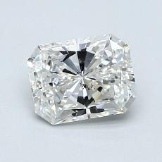 Recommended Stone #4: 0.95-Carat Radiant Cut