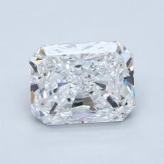 Recommended Stone #2: 1.30-Carat Radiant Cut