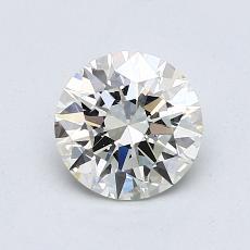 1.01 Carat 圓形 Diamond 理想 J VVS2
