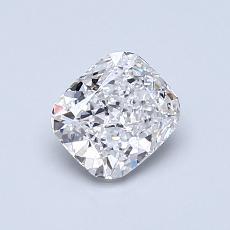 推薦鑽石 #1: 0.75 克拉墊形切割