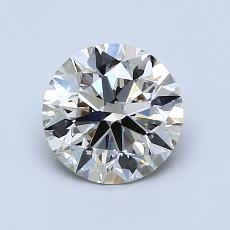 Piedra recomendada 2: Talla redonda de 1.12 quilates