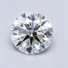 0.80 Carat Redondo Diamond Ideal D VS1